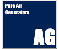 pure air generator logo
